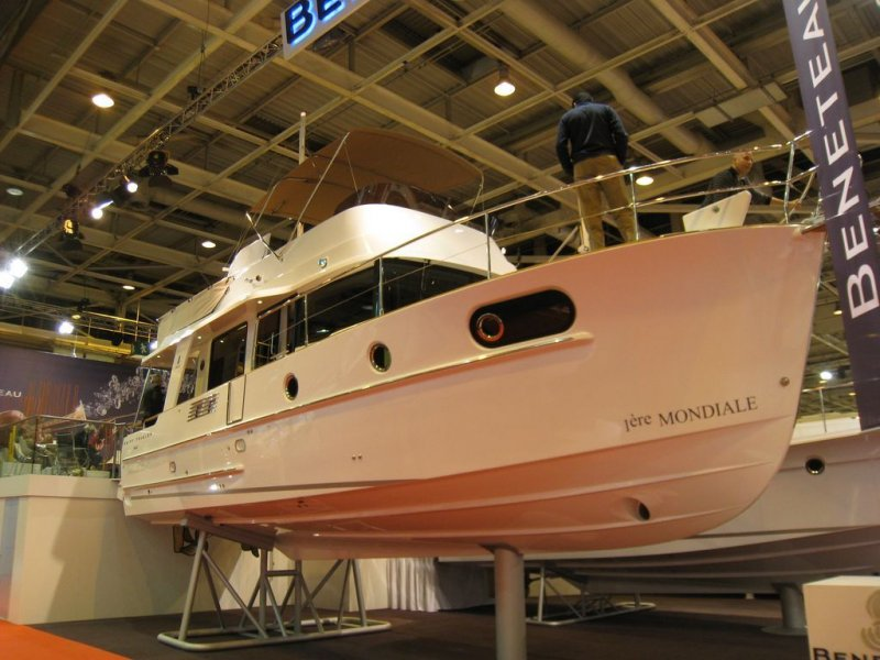 Beneteau Swift Trawler