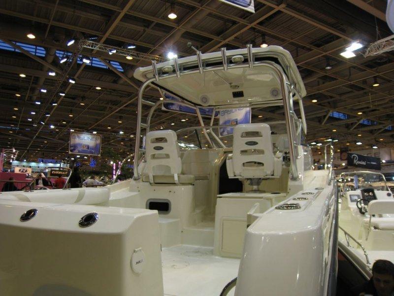 Boston Whaler 2 X 225cv