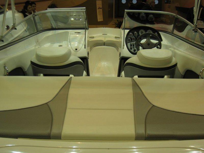 Campion 535 I BR cabine