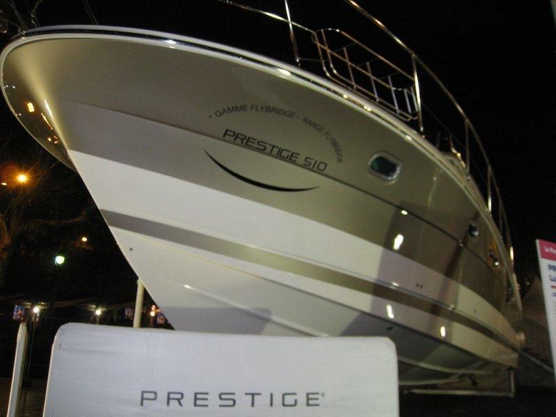 Prestige 510 Flybridge