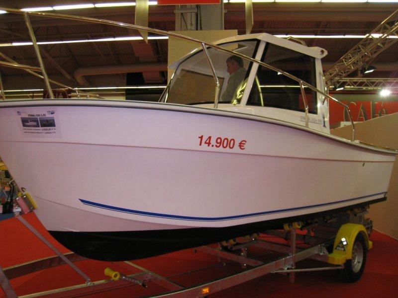 Stern Fish 595