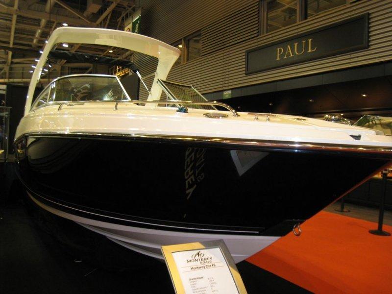 monterey boats 264 FS