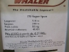 prix salon paris 2010 Boston Whaler 170 Super Sport