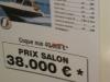 prix salon paris 2010 Guymarine Antioche 740