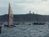 Maitre Jacques et bateaux suiveurs Route du Rhum 2010