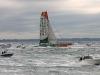 bateaux suiveurs course Route du Rhum 2010