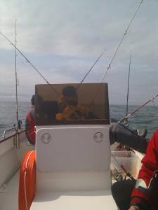 Séquence pêche à Dieppe