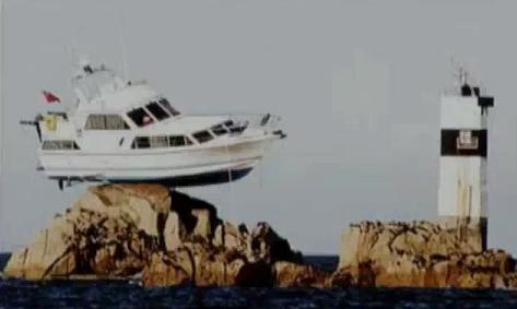 bateau-echoué