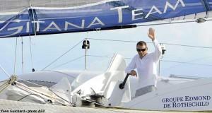 Retours sur l'arrivée de Franck Guichard sur Gitana11