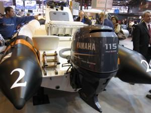 Zodiac Pro Open 550 Yamaha 115cv AETX