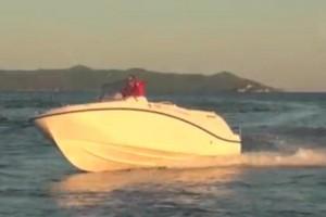 Tenue à la mer Quicksilver Activ 675 open