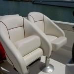 sièges pilote et co-pilote Pro Marine Belone 740 sundeck