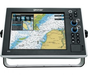 Multifonctions geonav G12 Classic navicom : cartographie
