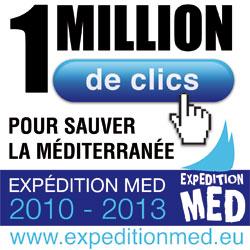 Pétition Méditerranée Expedition MED - Sauver la Méditerranée