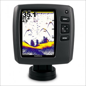 Sondeur Garmin Echo 550c HD-ID