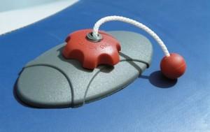 Bouchon clamseal reparation pneumatique plastimo