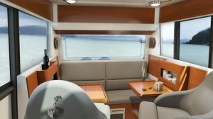 Salon Bénéteau Barracuda - vedette rapide hors-bord