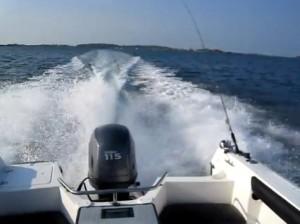 Sortie Bréhat bateau yamaha F115 4 temps Avril 2011