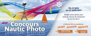 Concours photos nautique du 27 juin au 27 aout 2011 | de nombreux lots à gagner