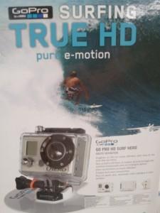 Cabesto - Caméra Full HD marine Go Pro