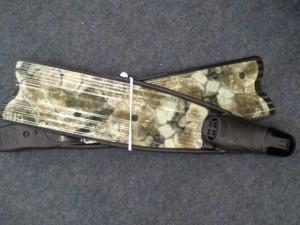 Cabesto - palmes OMER camouflage