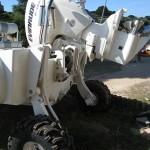 Sealegs - Roues arrières - gamme plaisance blanc avec Etec 90cv