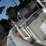 Sealegs - Intérieur gamme plaisance blanc avec Etec 90cv