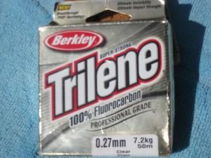 Fluorocarbone Trilène Berkley 27/100 - 7,2kg