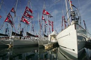 Le Grand pavois 2012 - Stands sur mer