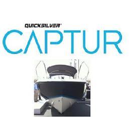 Quicksilver Captur: gamme de bateaux Open pour 2011-2012
