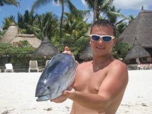 Thon bonite - Pêche au gros à l'île Maurice