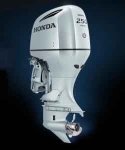 Moteur hors bord Honda BF250: nouveauté 2011