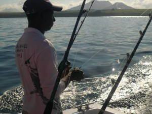 Sortie pêche au gros à l'île Maurice