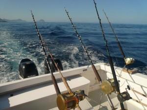 Sortie Pêche au gros - Ile Maurice
