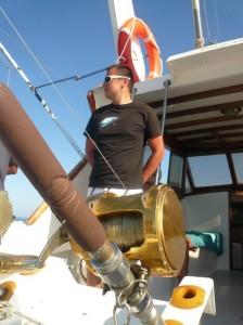 Départ pêche au gros à l'île Maurice