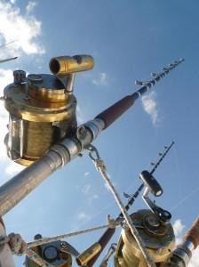 Moulinet PENN pour la pêche au gros - Ile Maurice