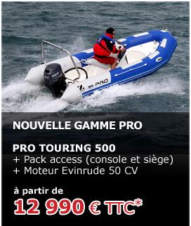 Promotions Zodiac 2011 : Pro 500