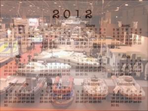 Agenda nautique 2012