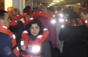 Rescapés échouement paquebot Concordia Costa