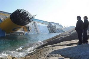Epave Costa Concordia