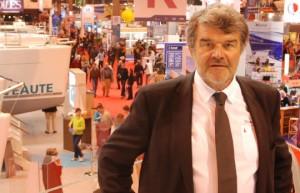 Jean-François Fountain - Président de la Fédération des industries nautiques