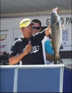 Samir Kerdjou - Grand pavois fishing 2012