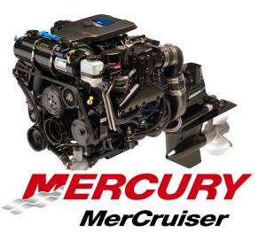 Moteur Mercury Mercruiser 4.3L MPI