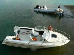 bateau 550 a vendre pas cher 1