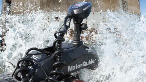 MotorGuide PinpointGPS Lowrance