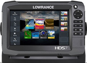 sondeur gps couleur tactile lowrance hds 7 gen3 concentr de technologie electronique le. Black Bedroom Furniture Sets. Home Design Ideas